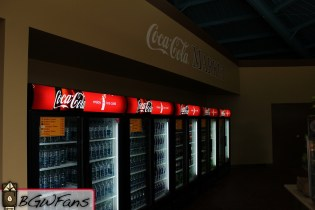 That's a lot of drink coolers