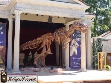 Hello Mr. T-Rex!
