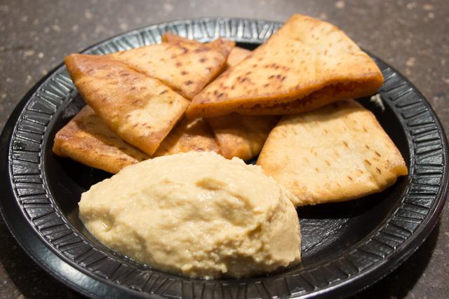 Marco Polo's Marketplace Pita & Hummus