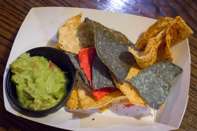 Busch Gardens Williamsburg Food and Wine Festival 2017 Ghost Pepper Guacamole