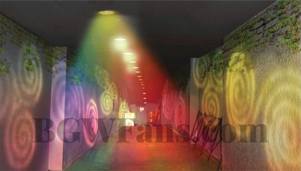 Leaked Battle For Eire Exit Hallway Concept Art