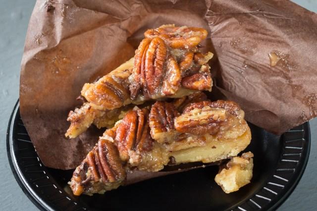 Busch Gardens Williamsburg Food and Wine Festival 2017 Pecan, Bacon & Chocolate Bars