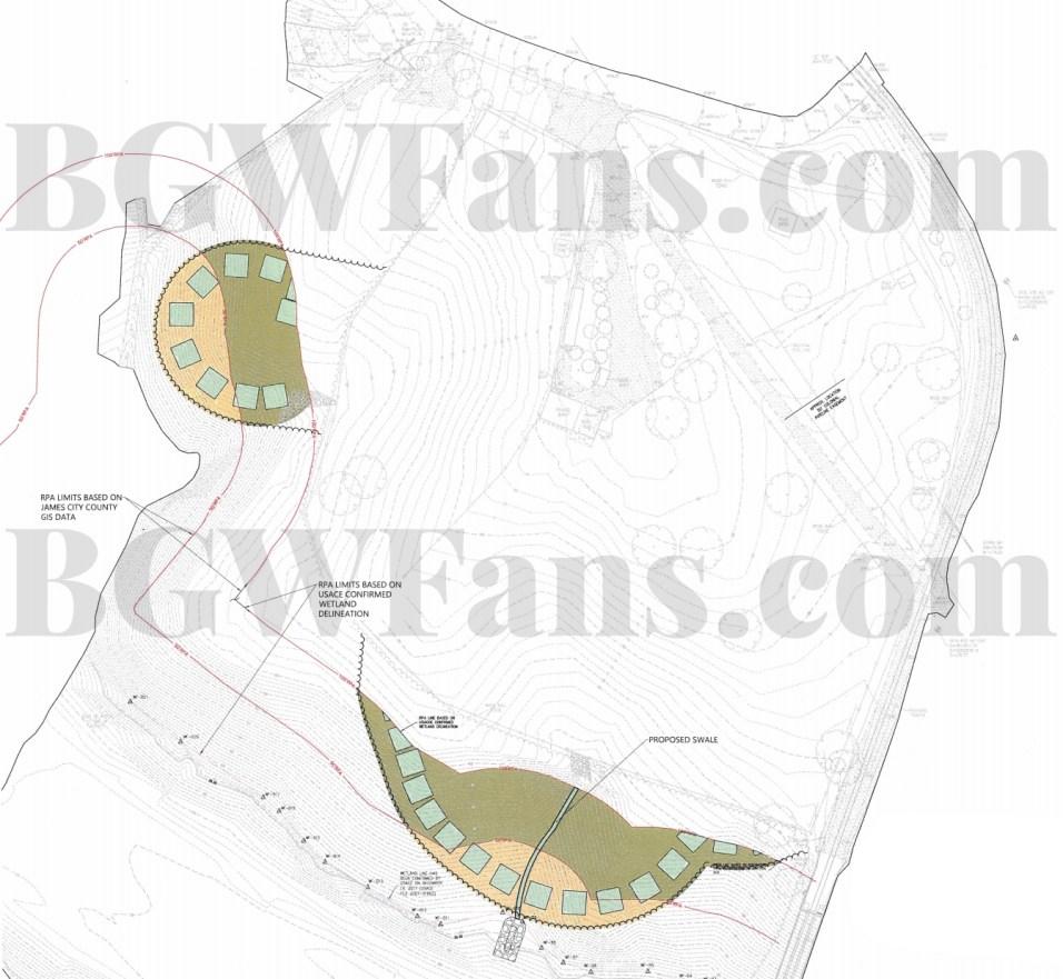 Madrid RPA Site Plan