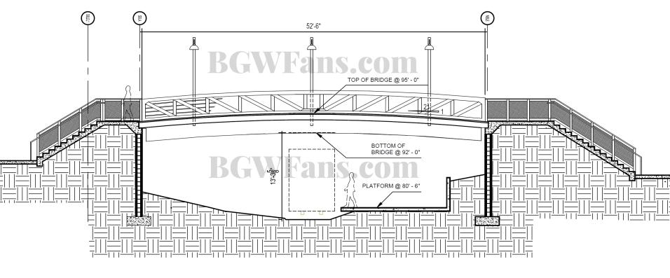 Bridge Side Profile