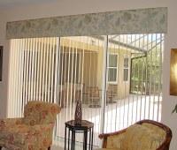 Valance and Cornice Photos | Custom Window Treatments Sarasota