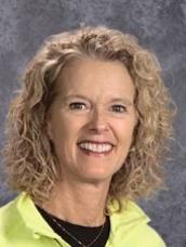 PE Teacher, Kathy Staton