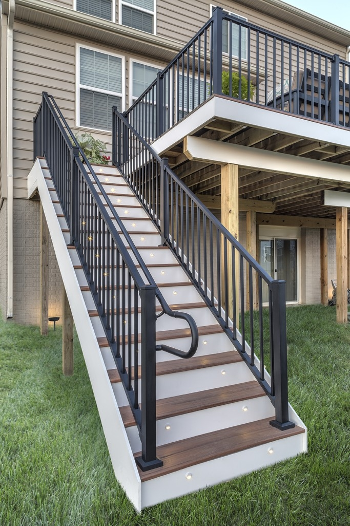 The Trex Blog New Ada Handrail And Gates Improve Trex Railing | Ada Compliant Wood Handrails | Accessible Ramp | Wooden Ramp | Commercial | Stair | Deck