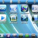 MioPocket desktop