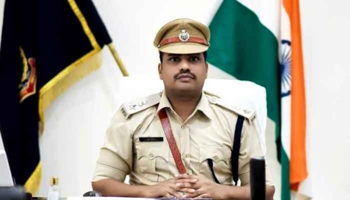 बड़ी ख़बर : नारायणपुर SP उदय किरण के खिलाफ CM भूपेश ने दिए जाँच के आदेश