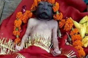 birth maa kali
