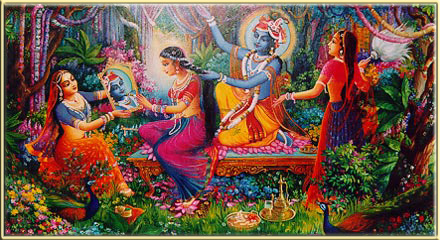 The Enchanter Enchanted – Gita Govinda
