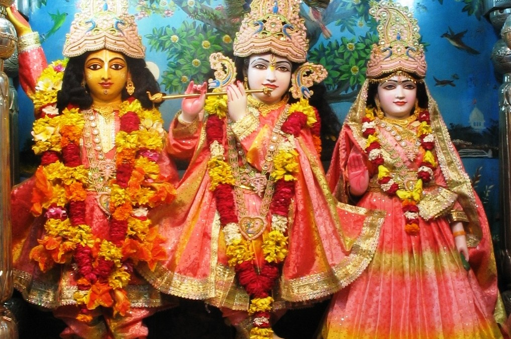 Vow to Please Sri Radha