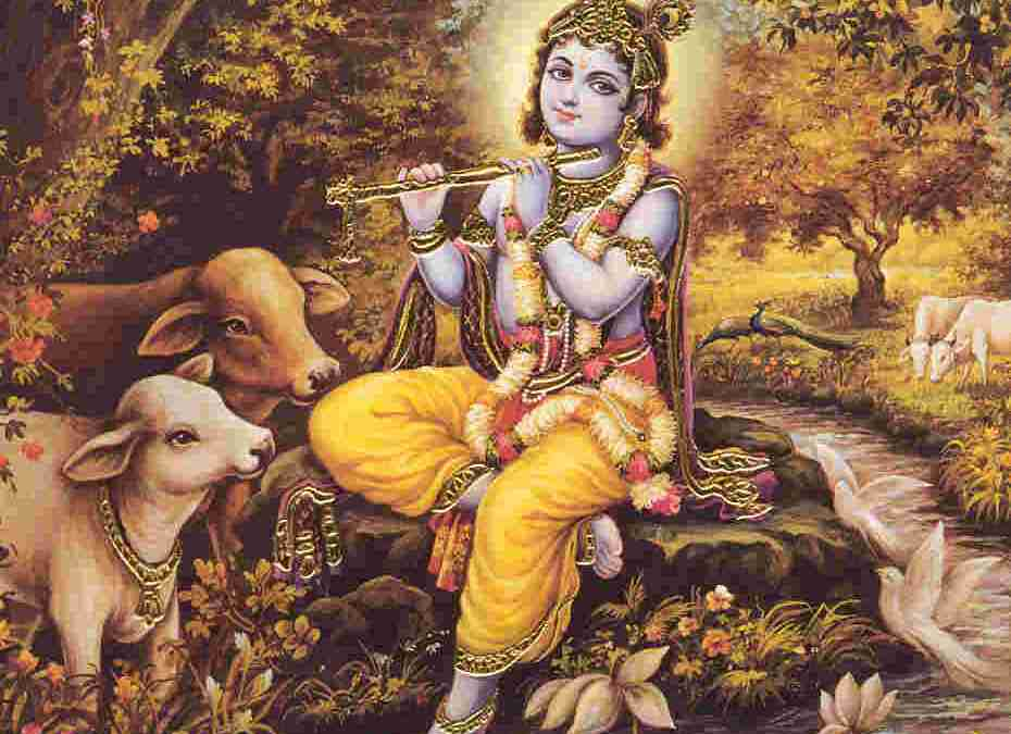 ARE THE VRAJADEVIS SUPERIOR TO LORD BRAHMA? WHAT IS SO SPECIAL ABOUT KRSNA'S FEET AND FLUTE?