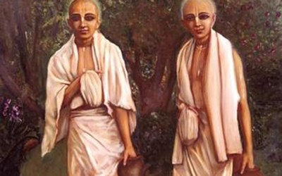 WHY DID MAHAPRABHU SEND THE GOSVAMI'S TO VRNDAVANA?