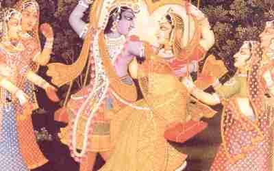 WHAT HAPPENS WHEN WE MEDITATE ON THE GOPIS? Did They Compete With Each Other?
