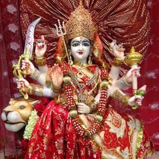 Navratra Nav Din Mayi Dasam Din Vidayi Visarjan Maa Chali Maa Durga Bhajan Mp3 Lyrics Banti Dhuriya