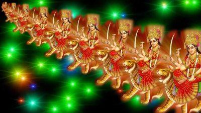Bhakton Ko Darshan De Gayi Re Ek Chodi Se Kanya Maa Durga Bhajan Mp3 Lyrics Narendra Chanchal