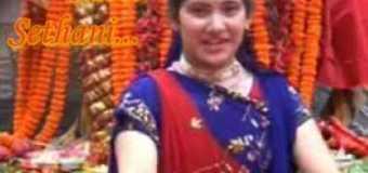 Moti Sethani Manne Bhi Bana De Chhoti Sethani Rani Sati Dadi Bhajan Full Lyrics By Jaya Kishori Ji