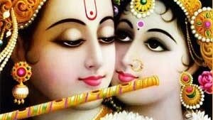 Krishna Mai Radha Bhai Re Beautiful Krishna Bhajan Full Lyrics By Kavita Krishnamurti
