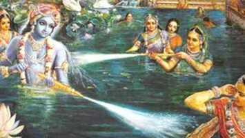 Holi Khel Rahe Banke Bihari Superhit Krishna Bhajan Full Lyrics