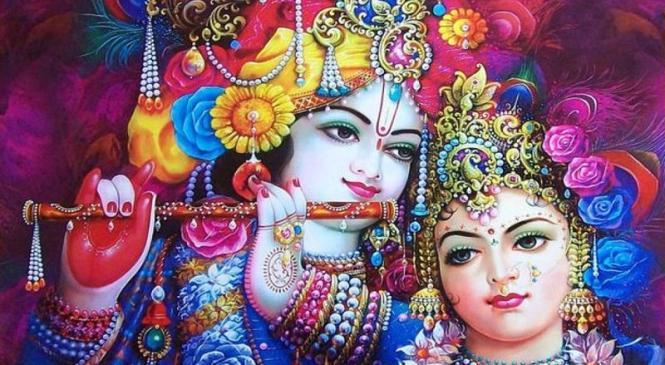Bina Mange Bhara Daman Beautiful Krishna Bhajan Full Lyrics By Nitesh Pandey