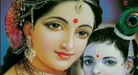 Naache Nandlal Nachave Hari Ki Maiya Beautiful Krishna Bhajan Full Lyrics By Hari Om Sharan