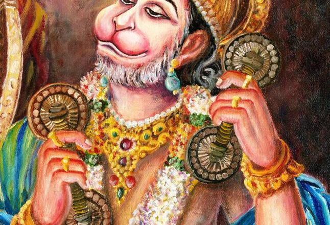 Yeh Hai Bajrangbala -Lyrics Hanuaman Bhajan By Suresh Dadhich & Manya Arora