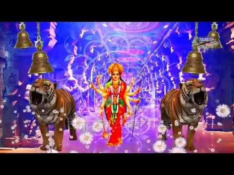 Nau Nau Roop Maiya Ke Bade Pyare Laage Lyrics Sing By Rakesh Kala
