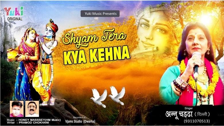 श्याम तेरा क्या कहना | Shyam Tera Kya Kehna | Shyam Bhajan by Annu Chadha | Audio