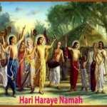 krishna aarti Hari Haraye Namah | Iskcon Aarti Bhajan | Hare Krishna