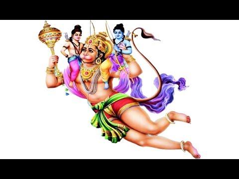 Shree Hanuman Maha Mantra l Mantra To Control Enemies l Very Powerful Hanuman Mantra Sadhna