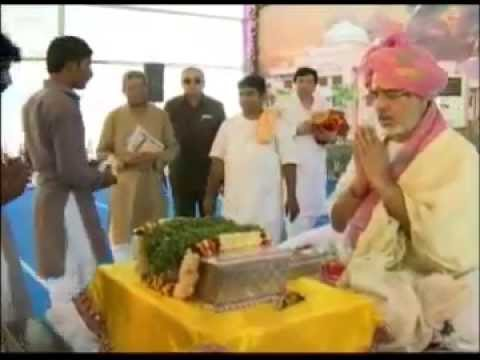 Sri Krishna Songs – Lord Krishna Aarti at Shrimad Bhagwat Katha