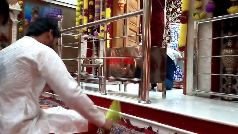 Shri Shri Banke Bihari ji ke aaj ke darshan evam aarti -21/11/20