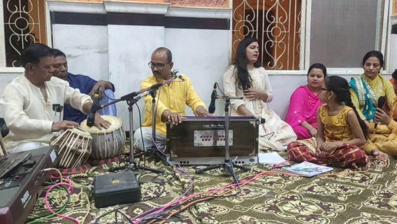 Bhajan_by Harshita Kokne#krishna bhajan#खाटू श्याम जी भजन#हमें जिन्दा रहने दे ए मुरली वाले