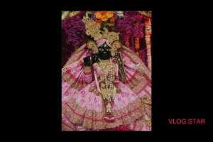 Shri banke bihari teri aarti gaun..Krishna aarti.