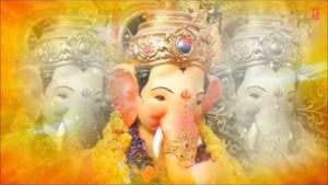 गाईये गणपति जग जगवंदन Gaaiye Ganpati Jagvandan I Ganesh Bhajan I Full Video Song I Shraddha