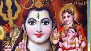 शिव जी भजन लिरिक्स - aisi subah na aaye..na aisi Saam (by Gulshan Kumar)shiv bhajan.