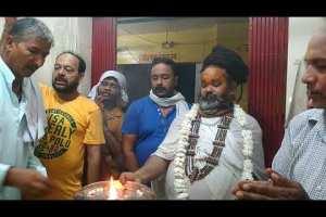 25/7/2018 shree shyam charan aarti shyam baba by ganesh baba