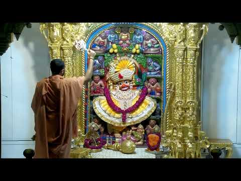 Sandhya Aarti Darshan Salangpur Date : 09-07-2021