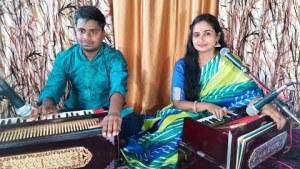 शिव जी भजन लिरिक्स - भोलेनाथ भजन ~ सावन सोमवारी भजन   Shiv Bhajan 🔱  Ankita Mishra   Pushkar Sir Harmonium   Swar Ashram