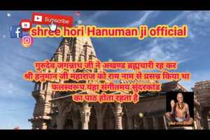 होरी हनुमान जी आरती (hori hanuman ji aarti) hanuman ji new aarti श्री होरी हनुमान जी मंदिर