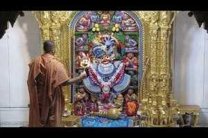 Sandhya Aarti Darshan Salangpur Date : 27-07-2021