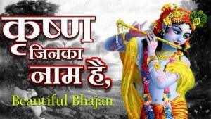 कृष्ण जिनका नाम है | Krishna Jinka Naam Hai | shri krishna bhajan