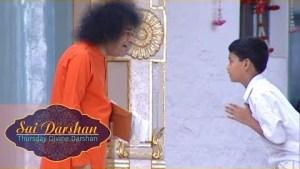 Darshan of Sri Sathya Sai Baba   Part 271