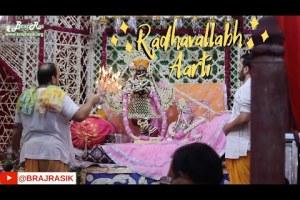 RadhaVallabh Temple - Aarti Darshan & Kirtan | Braj Ras