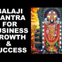 BALAJI MANTRA FOR BUSINESS GROWTH & CAREER SUCCESS : VERY POWERFUL