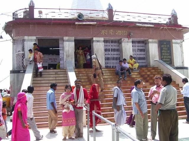 Sharda Temple Maihar Madhya Pradesh