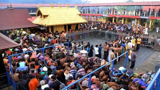 Sabrimala Temple is also One the Richest temple in India and Its Famous Temple of South India.