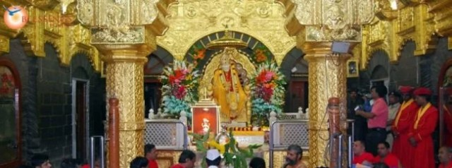 Sree Sai Baba - It is ironic that a temple devoted to the biggest advocate of poverty is the third most richest temple in India