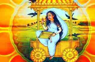 Dhumavati Ashtakam